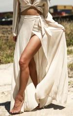 Misty Eyed skirt in natural