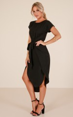 Song of Yours dress in black