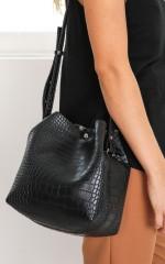 Sophistication Bag in black
