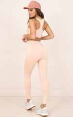 The Limits Tights in Nude