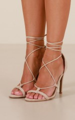 Billini - Casta in nude suede