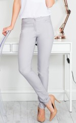 Best Foot Forward Pants in Grey