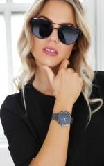 Time It watch in black