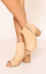 Billini - Winston in tan tumble