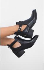 Windsor Smith - Rowina in Black Leather