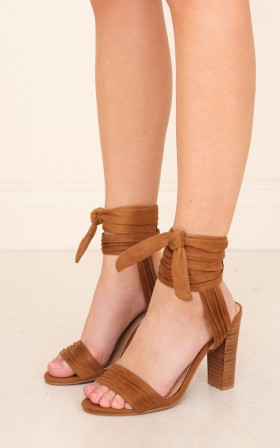 Billini - Bahama in tan suede