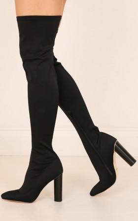 Billini - Valeria in black lycra