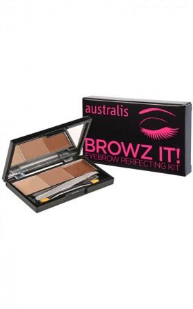 Australis - Eyebrow Perfecting Kit