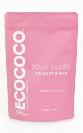 Ecococo - Coconut Guava Body Scrub