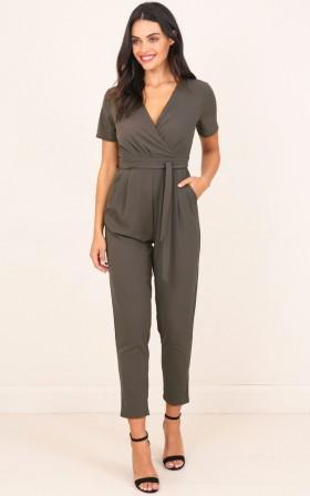 Playsuit Jumpsuit Style Tailored Womens Workwear Officewear