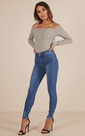 Tamara jeans in blue wash