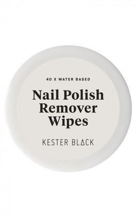 Kester Black - Nail Polish Remover Wipes
